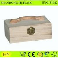 wood box packing handle box Manufactures