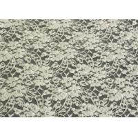 China Water Soluble Brushed Lace Rayon Nylon Spandex Fabric For Upholstery CY-LQ0028 on sale
