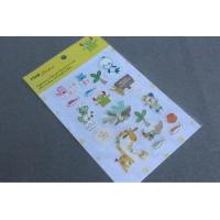 DIY canvas fabric sticker for decoration Manufactures