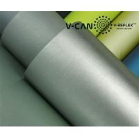 PU Leather, Silver Reflective,Foam Reflective Leather 60 C Home Wash Temperature, RL-HW606000-PU