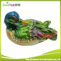 Buy cheap Small quantity wholesale home decoration custom jewelry box from wholesalers
