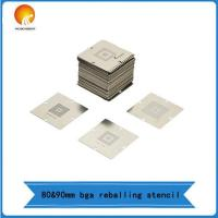 Item No:New 80&90 mobile laptop game motherboard bga reballing stencil 341pcs /set Manufactures