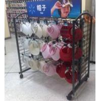 Removable Customized Metal Hat Storage Display Rack