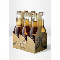 Customized Strong Corrugated Paper Bottle Package Box Manufactures