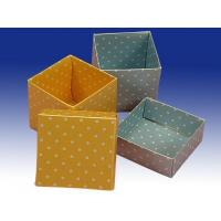 Gift Box Craft Paper Wholesale Order China Made Custom Printing Cube Box Manufactures