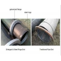 High quality HDPE dredge pipe used for river dredging Manufactures
