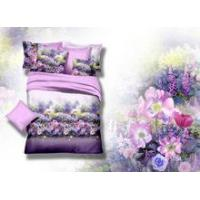 2014 high quality 100% cotton reactive printed fabric bedding sets Manufactures
