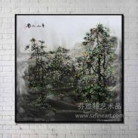 China New Arrival Popular lanscape design handmade wash painting from shenzhen Dafen on sale