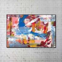 New Arrival Wholesale Handmade Modern Art Abstract Painting Manufactures
