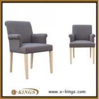 Solid wood frame commercial chair, leisure chair for sale Manufactures