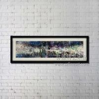China decor abstract design handmade oil painting best quality size customized on sale