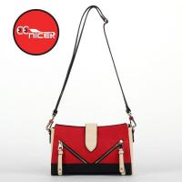 Quality Classic Style PU Lady Tote Handbag for sale