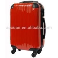 luggage bag fashion polycarbonate luggage bag fancy luggage bags Manufactures
