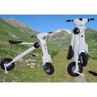adult electric scooter with seat AT-185 Manufactures