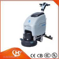 walk behind eletrical concrete scrubber cleaning machine Manufactures