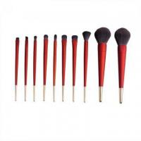 Buy cheap 10pcs Private Label Newest Makeup Brush set from wholesalers