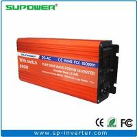 China INVERTER WITH BYPASS 600W Pure Sine Wave Inverter With bypass on sale