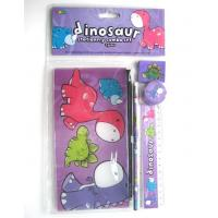 Dinosaur stationeryset,Dinosaur activity kit Manufactures