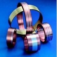 Buy cheap Ag/Cu Copper-siliver Strip electrical Bimetal Strip from wholesalers