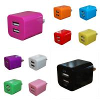 Dual Wall Charger For iPhone 5s 5c 5 4s 4 Cell Phone Double Charging Manufactures