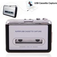 Tape to PC Super USB Cassette-to-MP3 Converter Capture Audio Music Player Manufactures