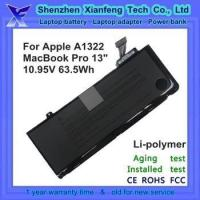 laptop battery for Apple MacBook Pro MC700 MC700B/A MC724 MD313LL/A Manufactures