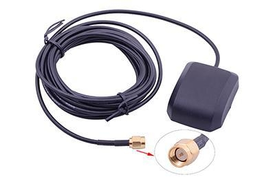 Quality Antenna Series 3m Magnetic Mount GPS SMA Antenna w/Male Connector for sale