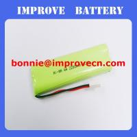 Nimh Battery 4.8v AA 2200mAH Manufactures