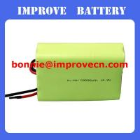 Nimh Battery 13.2v C 9000mAH Manufactures