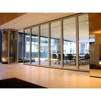 Movable Framed Glass Partition Wall Of Neuwall