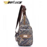 China Chest bags, handbags brand authentic, the new trend of casual fashion canvas bag, small messenger ba on sale