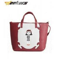 New! Prado Brand bags women leather handbags fashion tote bags cute cartoon character messenger bag Manufactures