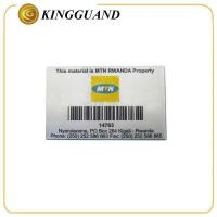 Custom metallic thermal label barcode printer tsc ta-2 Manufactures