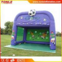 Penalty Football Shootout Target Challenge Inflatbale for sale Manufactures