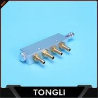 CNG/LPG KIT COMPONENTS cng/lpg single injector rail separator Manufactures