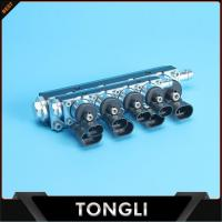 CNG/LPG KIT COMPONENTS cng/lpg injector rail with quick response Manufactures