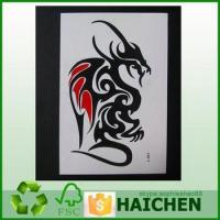 Tattoo Sticker For Kids,Self Adhesive Gold Foil Temporary Sticker,3D Color Temporary Tatoo Sticker Manufactures