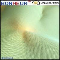 polyester 600D oxford flame retardant EN533 fabric Manufactures