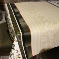 Tablecloth ribbon embroidery tablecloth Manufactures