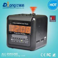 Dual Band Alarm Clock Hidden Camera with D1 10S Pre-record Motion Activated DVR Manufactures