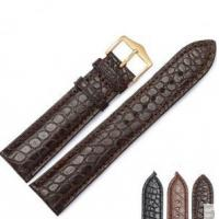 black leather watch strap Watch Strap Thn-08 Leather Straps Manufactures