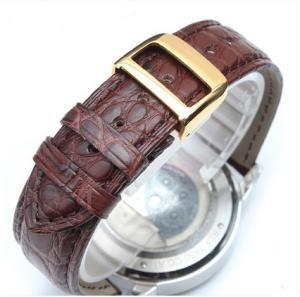 Quality waterproof leather watch strap Watch Strap Th... Leather Straps for sale