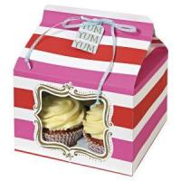 China Cupcake Boxes on sale