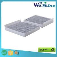 Coconut Shell Charcoal Cabin Air Filters, Car Air Conditioning Filter, Air Flush Filter Manufactures
