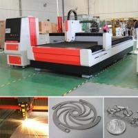 3mm stainless steel cnc fiber laser cut machine Manufactures