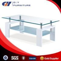 China 2016 China supply glass lift top coffee table with low price on sale