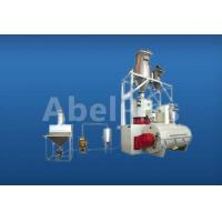 SRL-W Series Horizontal Heating/Cooling Mixer Unit Manufactures