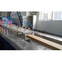 Quality wood plastic door frame making machine for sale