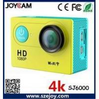 Promotion video camera underwater extreme sports camera with Competitive Price Manufactures