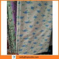 online shopping textiles customs printed cotton flannel fabric for african Manufactures